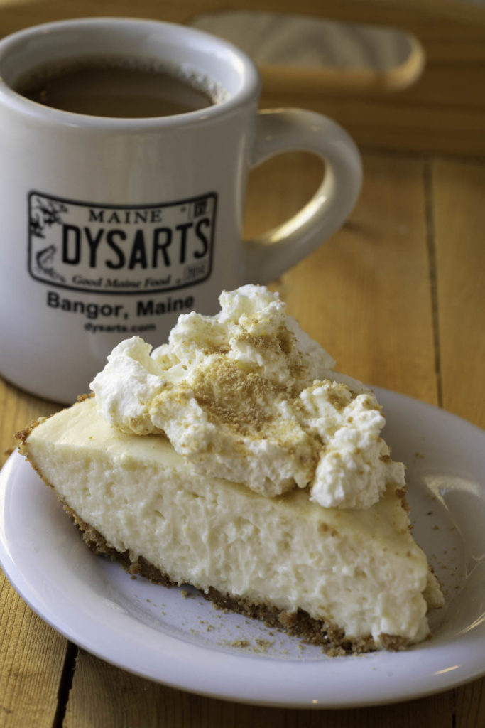 photo of dysart's pie and coffee