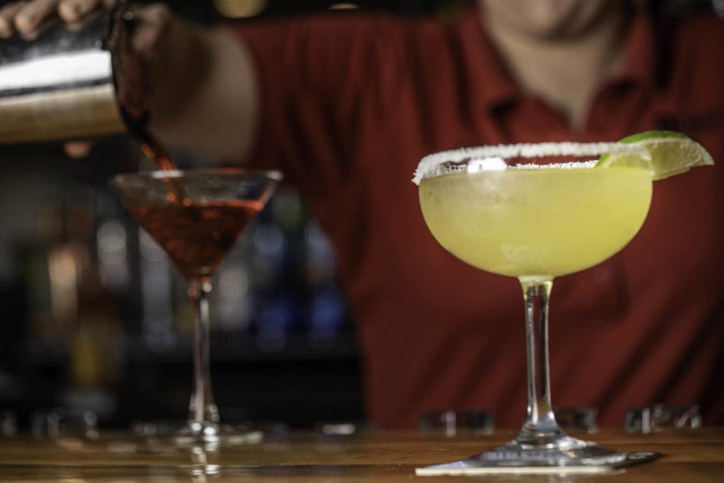 photo of alcoholic beverages