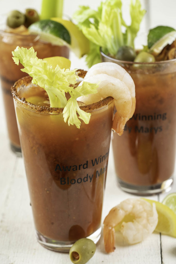 photo of dysart's bloody mary drinks