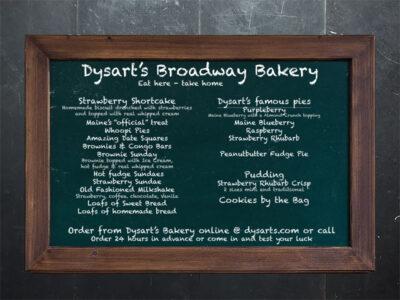 Dysart's Pies