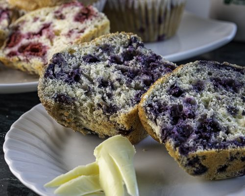 Maine Blueberry Muffin