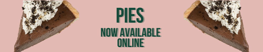 pies now available online