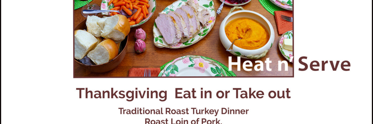 Thanksgiving Heat n Serve